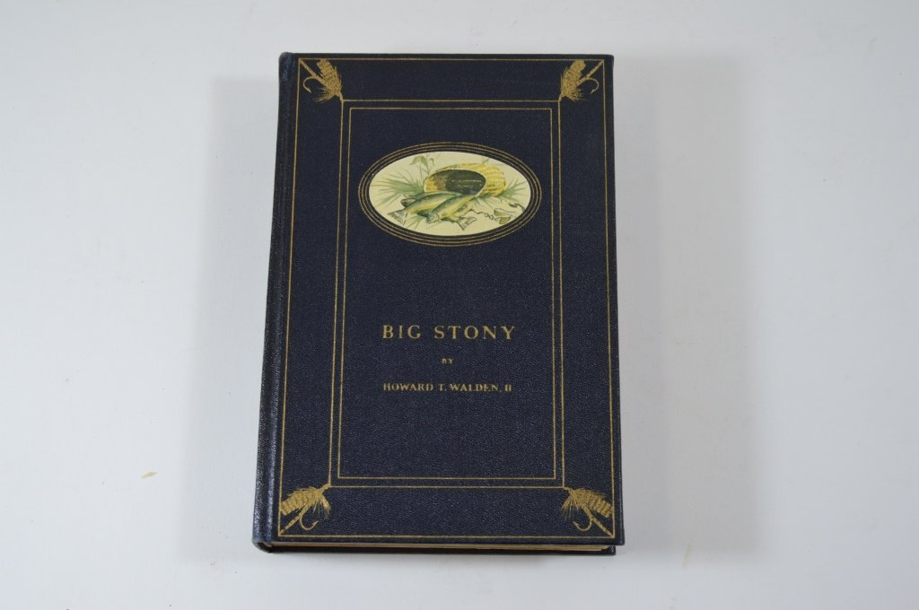 Derrydale Press Big Stony by Howard T. Walden II