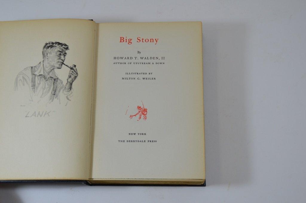 Derrydale Press Big Stony by Howard T. Walden II - 2