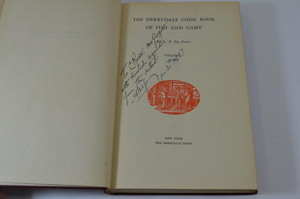 2 Derrydale Press Cook Books - 2