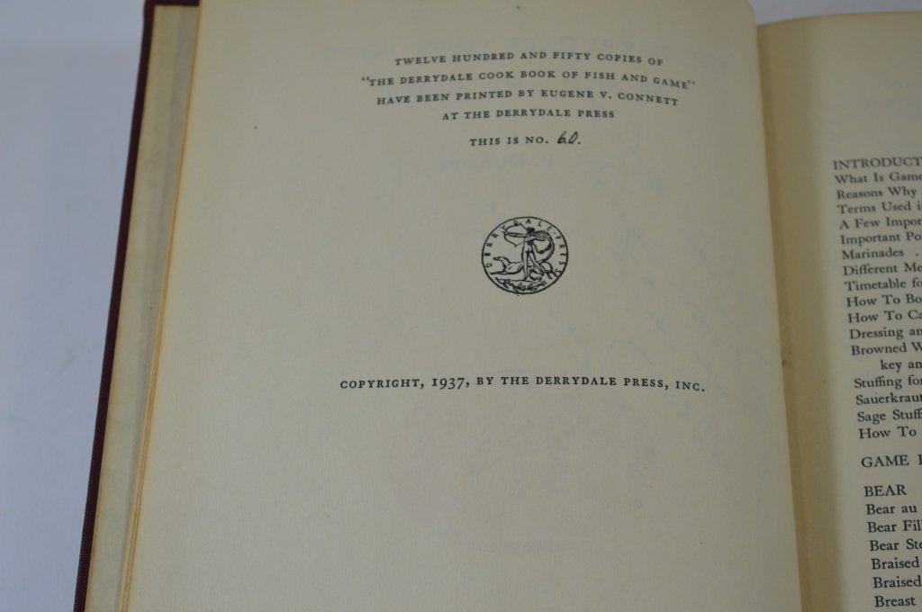 2 Derrydale Press Cook Books - 3