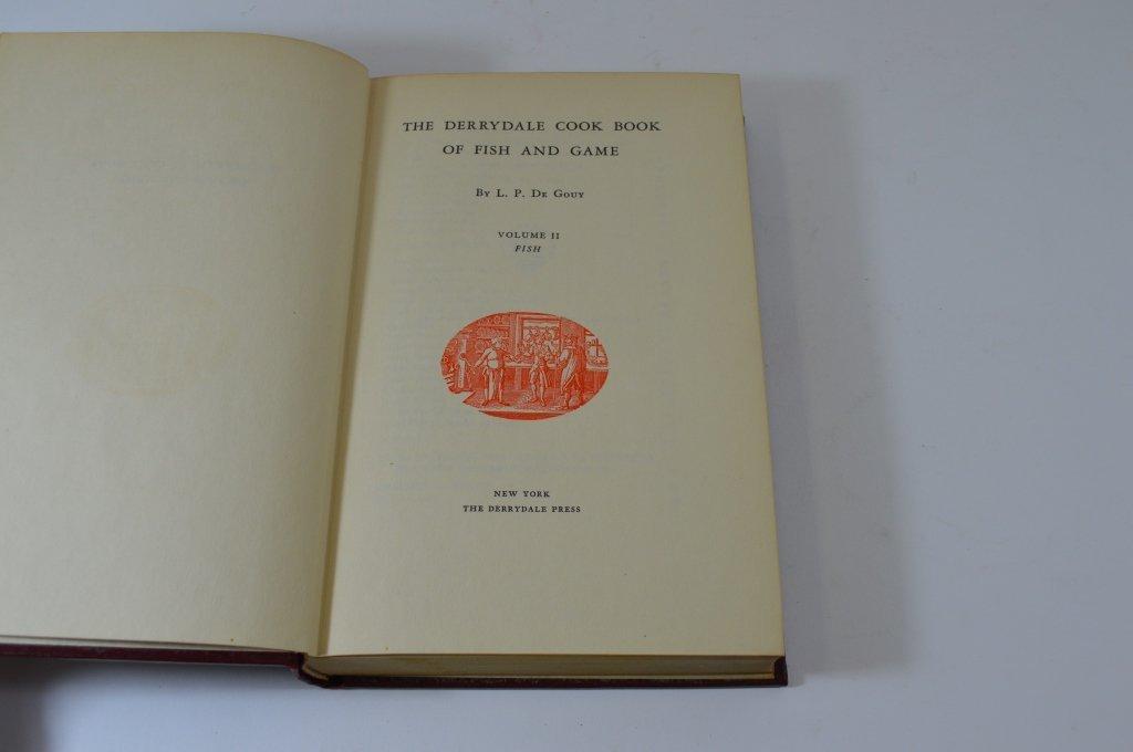 2 Derrydale Press Cook Books - 4