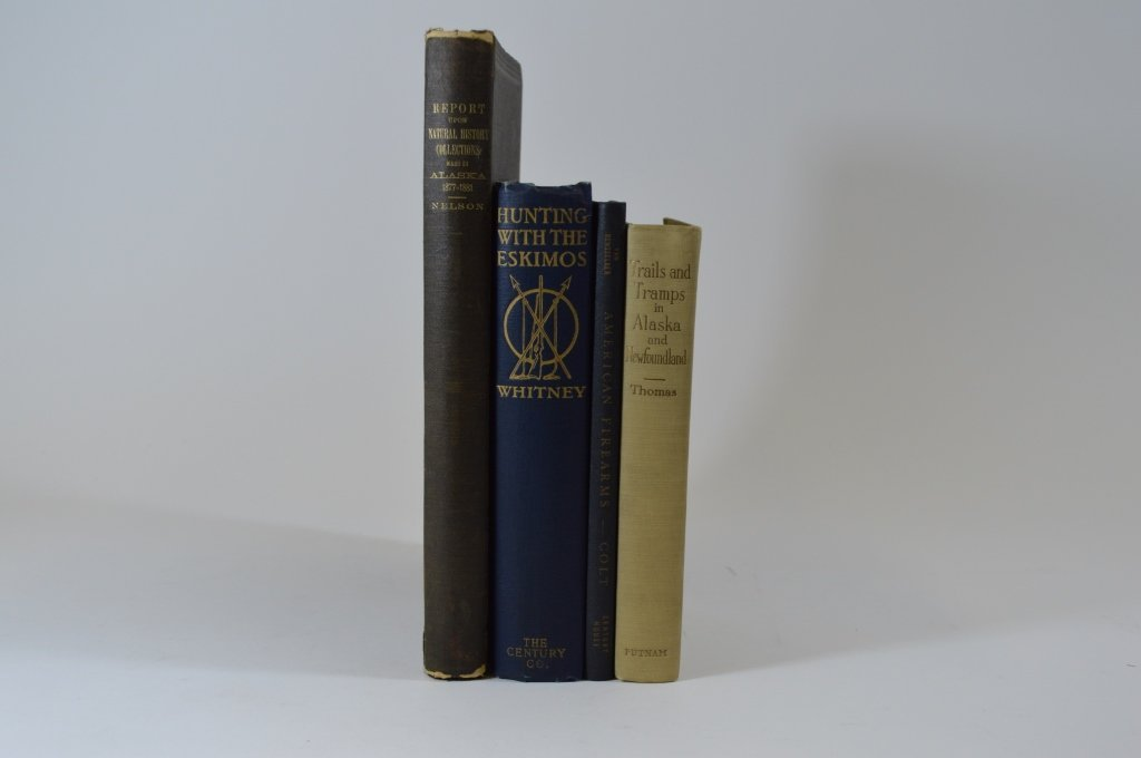 4 Outdoor Sporting Books - 2