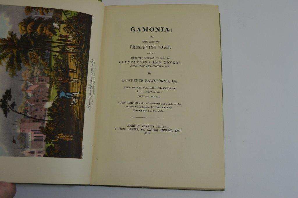 4 Hardcover Sporting Books - 3