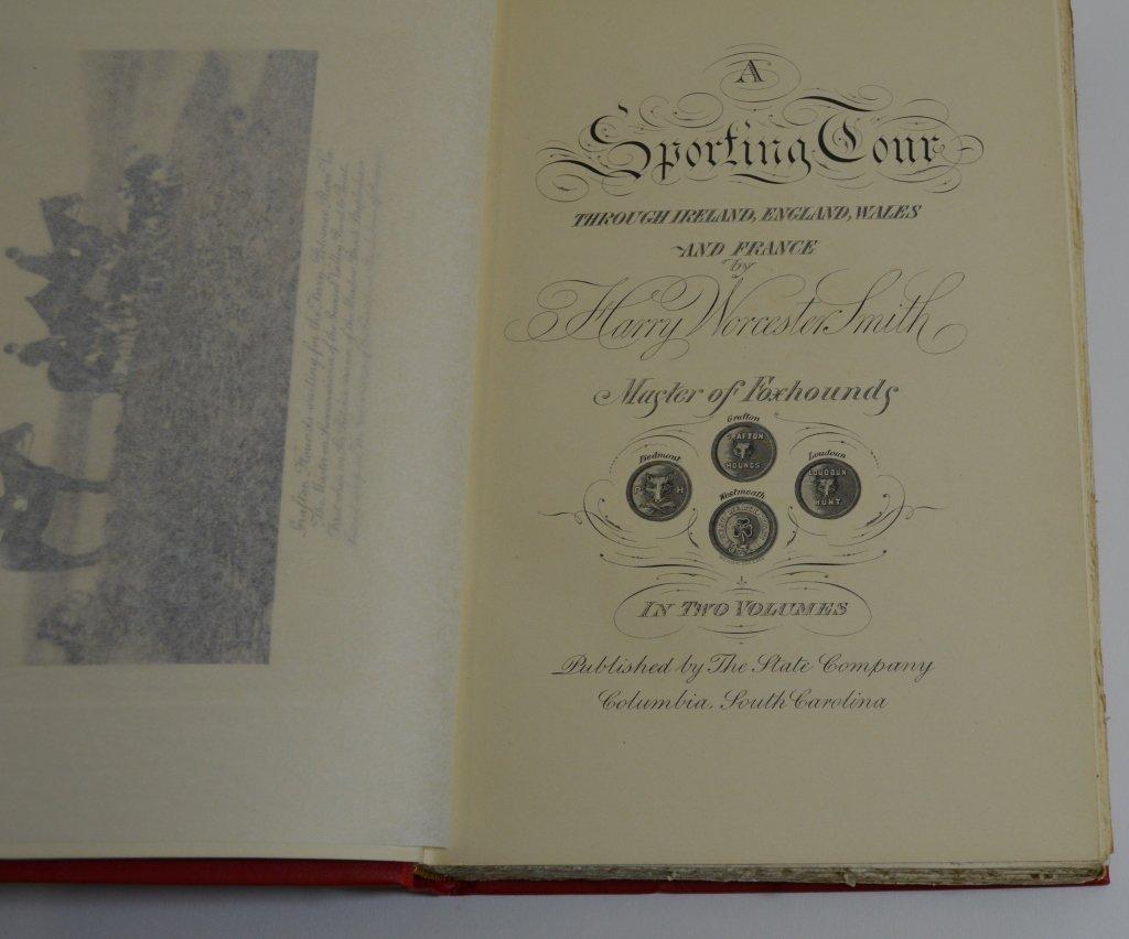 4 Hardcover Sporting Books - 5