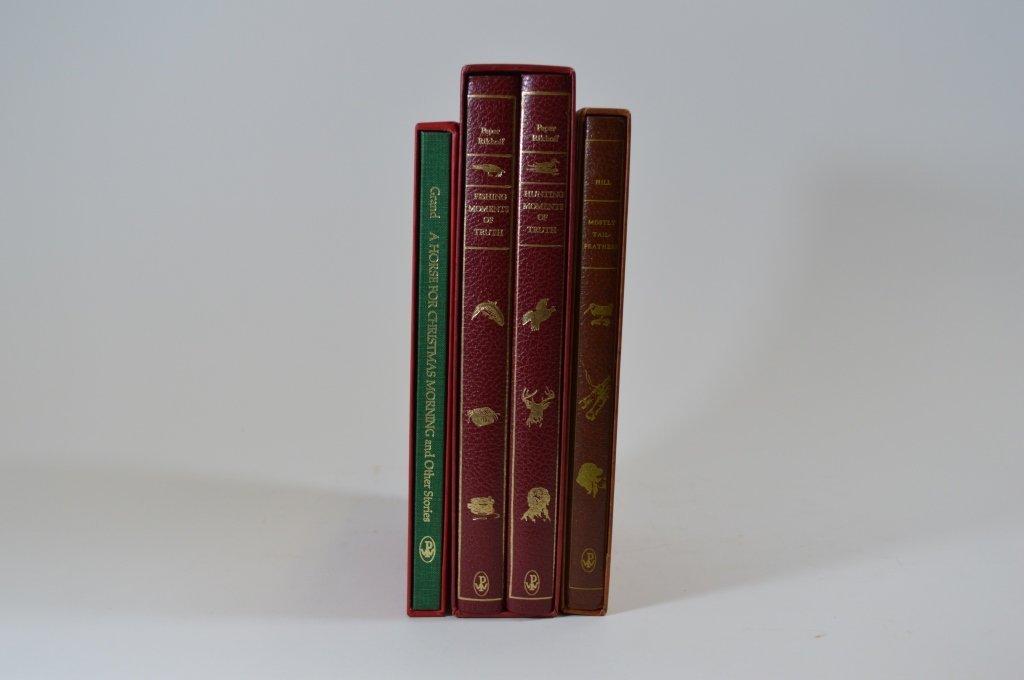 4 Modern Outdoor Sporting Books