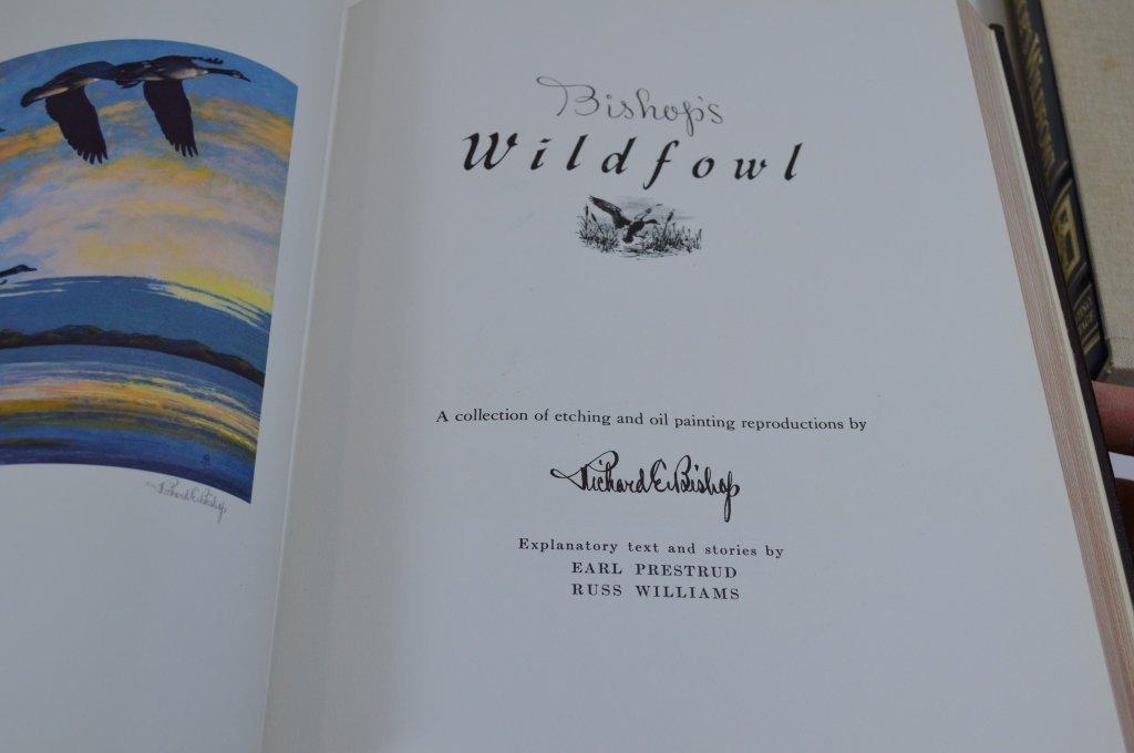 2 Modern Bishop's Wildfowl Hardcover Books - 3