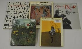 5 Modern Art Books