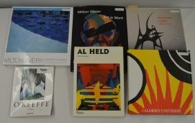 6 Modern Abstract Art Books