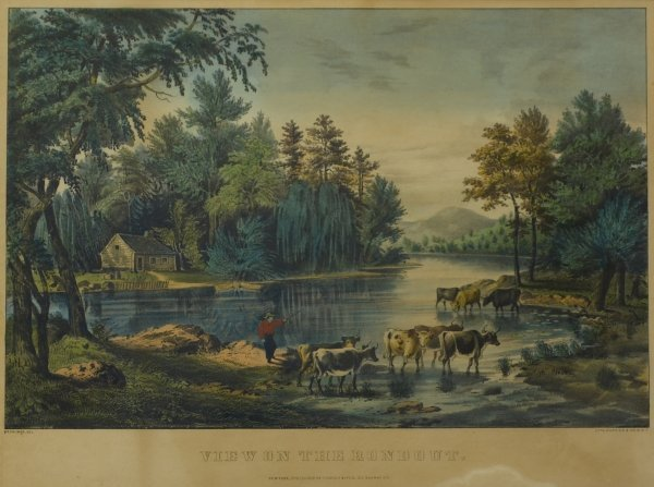 6: View On The Rondout (Conningham #6451)