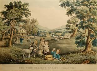The Four Seasons of Life: Childhood: The Season of J