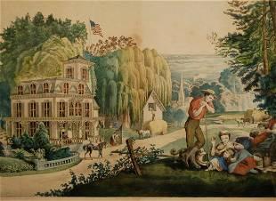 The Farmer's Home, 1872