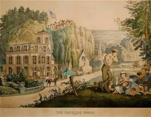 The Farmer's Home: Summer, 1872