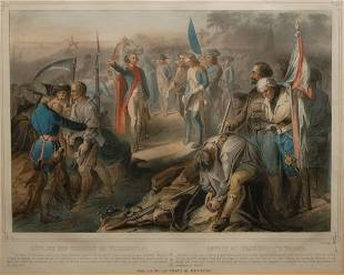 Revolt of Washington's Troops (text in English and