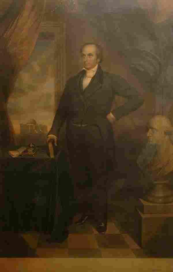 Daniel Webster, 1825