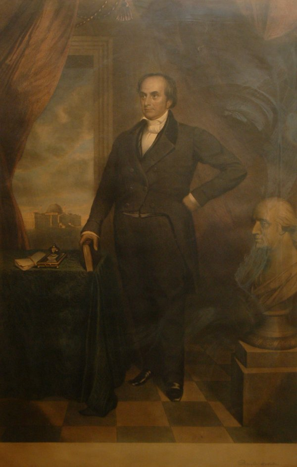 24: Daniel Webster, 1825