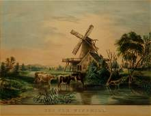 39 The Old Windmill late 19th Century Conningham  3
