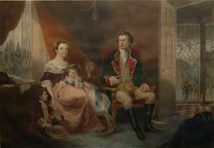 Courtship of George Washington