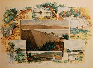 The New Aqueduct: Views in the Croton Watershed Reg
