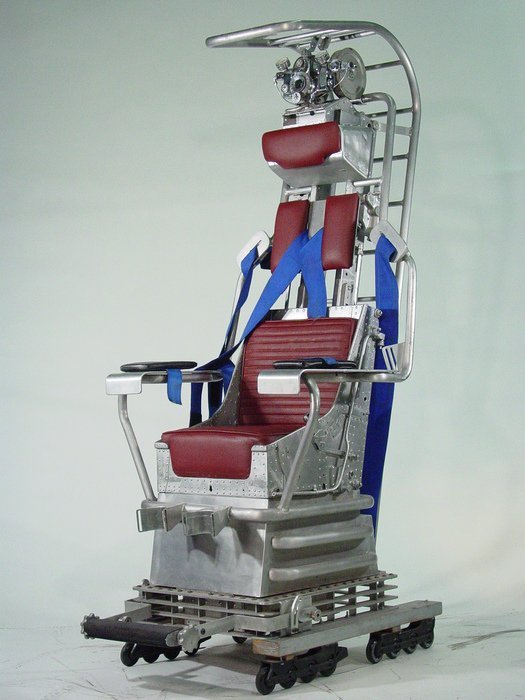 102: SPECIES 2 Hero Futuristic Restraint Chair