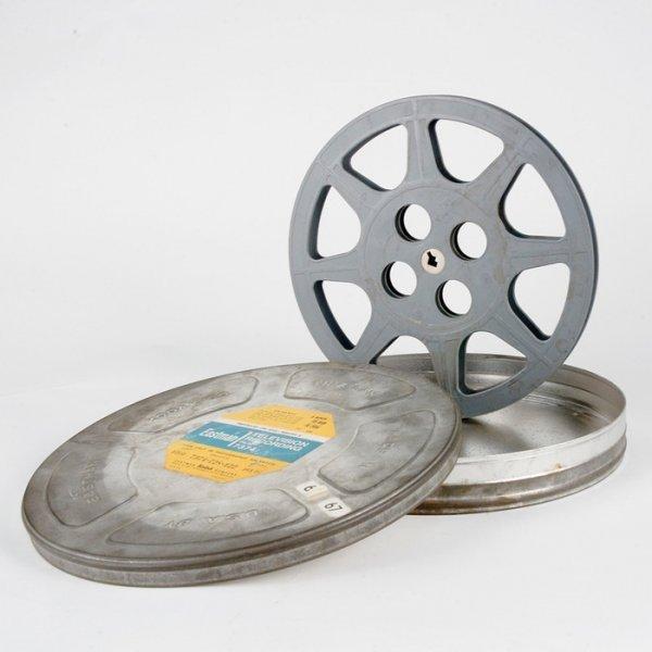 105: 35mm Film Reel Loader with Tin Case