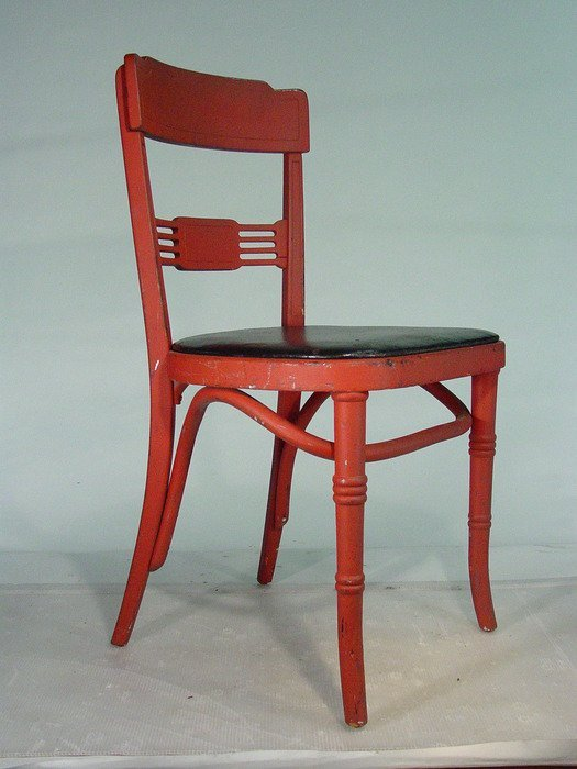 108: MARILYN MONROE Hero Red/Green Dining Room Chair