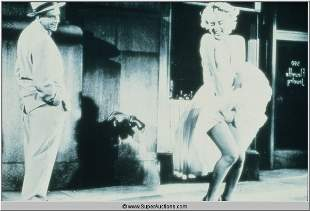 """Marilyn Monroe """"The Seven Year Itch"""" Transparency Sl"""