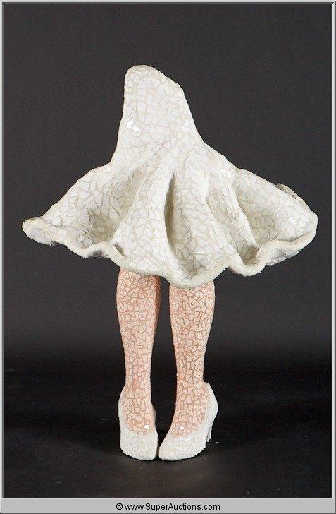 6: Statue of Marilyn Monroe Legs