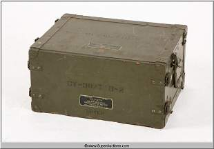 Signal Corps Amplifier