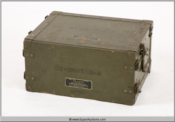 12: Signal Corps Amplifier