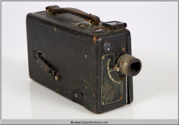 18: Cine Kodak Movie Camera
