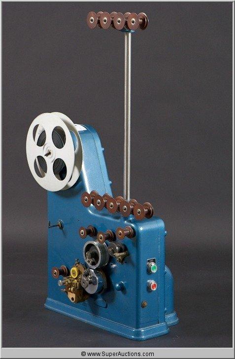 20: Film Reel Winder