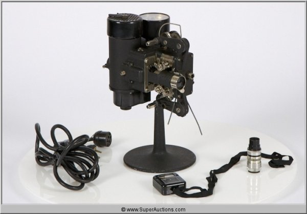 21: Bell & Howell Automatic Cine Projector