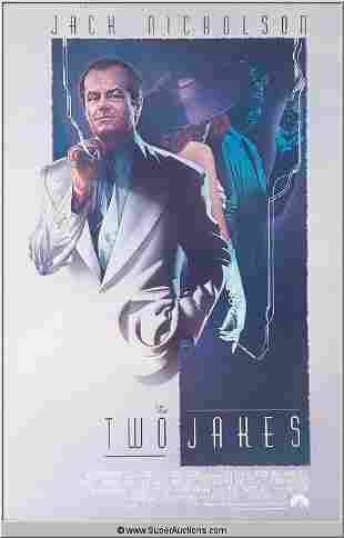 """""""The Two Jakes"""" Movie Poster"""