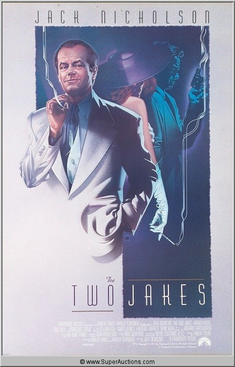 """17: """"The Two Jakes"""" Movie Poster"""