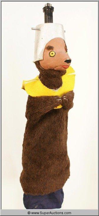 379: Kapusta Kid Puppets {Ernie Kovacs Collection}