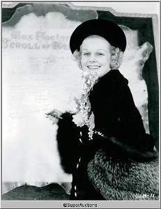 683: Jean Harlow Negative and Photograph