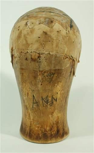 Ann Wig Head Block