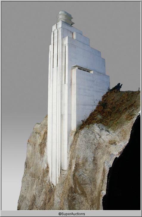 6: Art Deco House Model