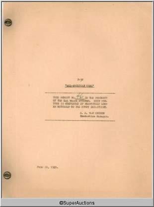 All- American Girl Movie Script & Musical Score