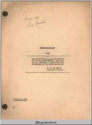 Brooklyn Orchid Movie Script