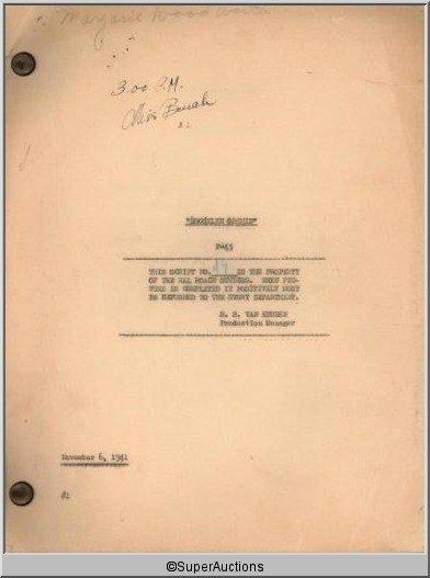 9: Brooklyn Orchid Movie Script