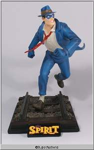 279A: The Spirit by Will Eisner Limited Edition Statue