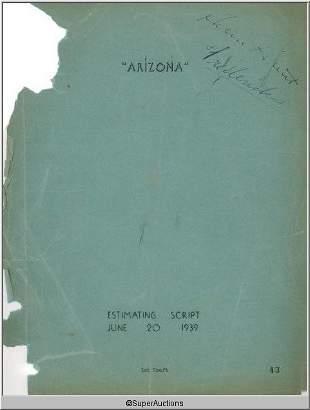 Arizona Movie Script