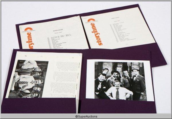87: Barney Miller Media Kit