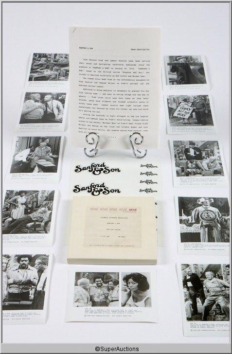 89: Sanford & Son Media Kit