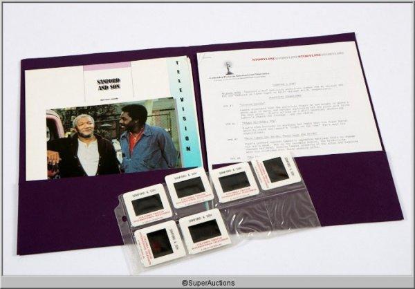 90: Sanford & Son Media Kit
