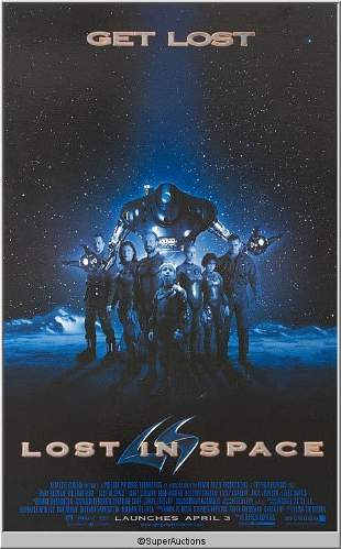 216: Lost In Space Movie Poster