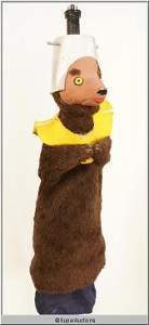 258: Kapusta Kid Puppet by Ernie Kovacs
