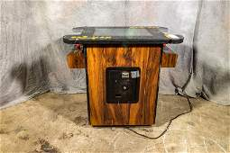 PAC-MAN COCKTAIL TABLE
