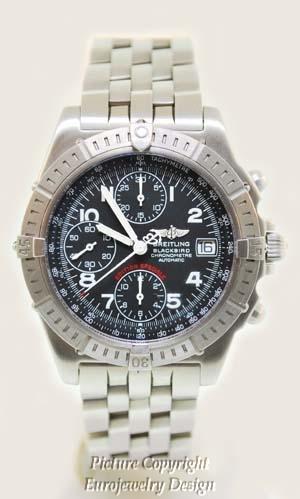 001: Breitling Black Bird Chronometer A13353